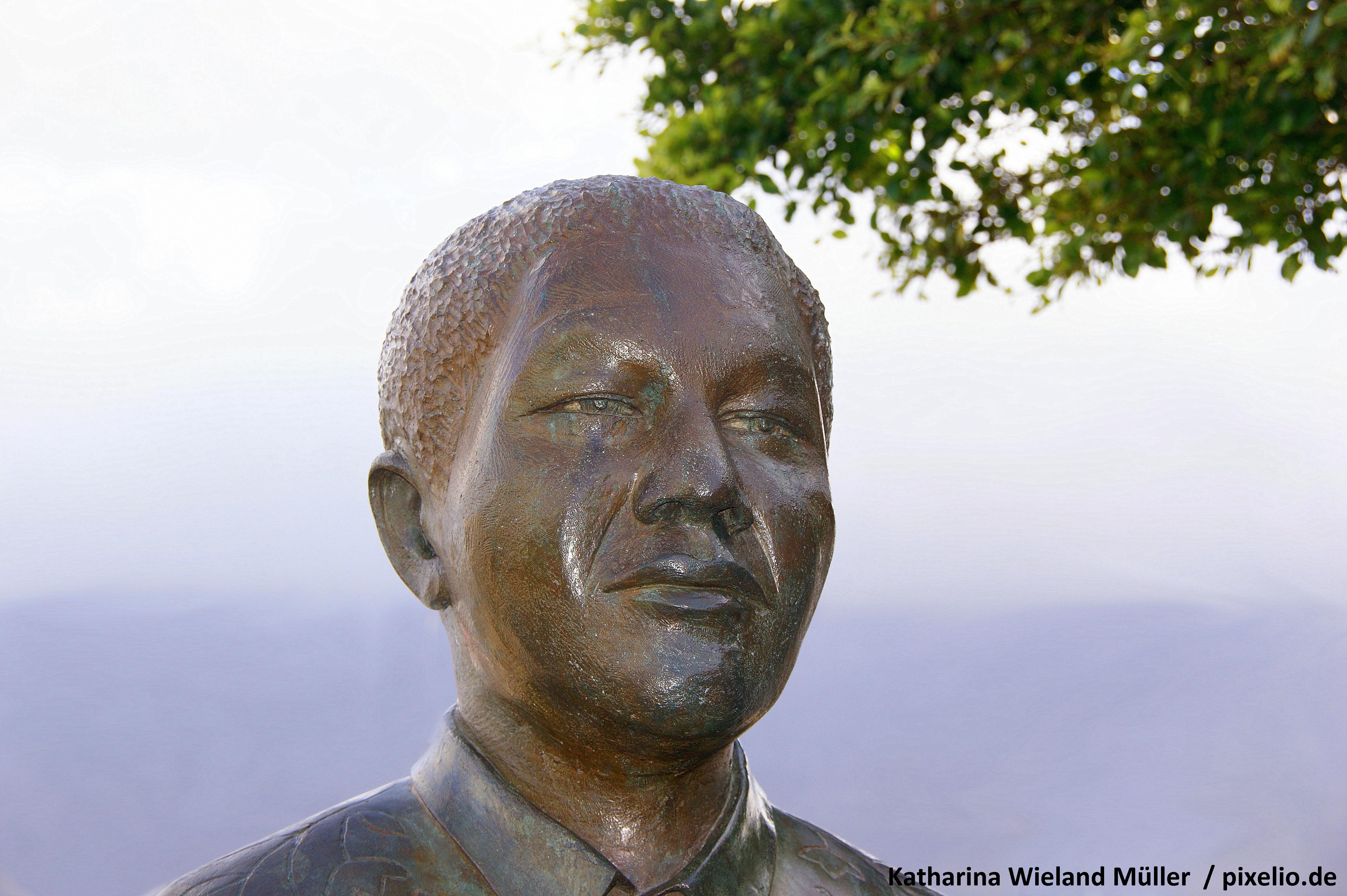 Geduldiger Nelson Mandela