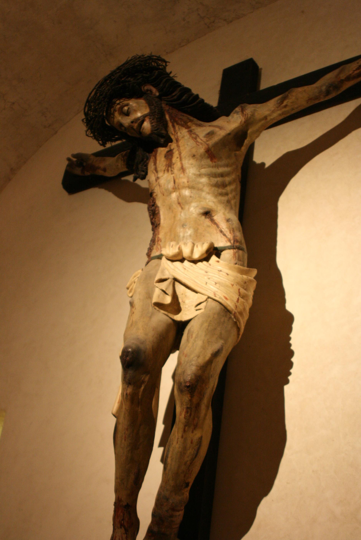 Kreuzbild das in San Damiano hängt(Assisi)