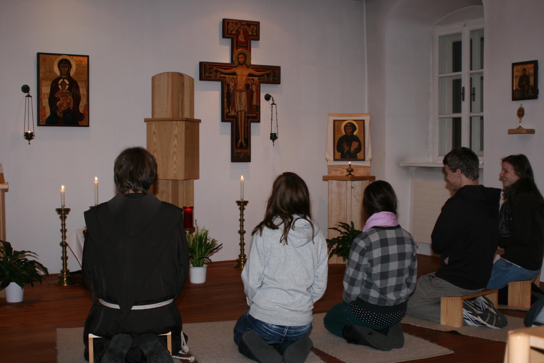 adoramus – Gebetsschulung