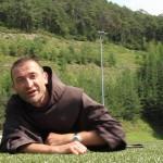Bruder Rene Dorer auf dem Fußballplatz Emat Telfs