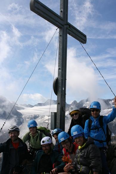 Bergwoche in Tirol